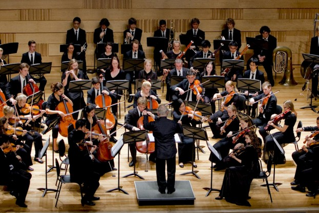 Sydney Youth Orchestra. Photo by Dawne Fahey