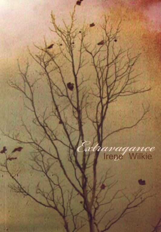 Extravagance cover, photography and design by Lea Hawkins.